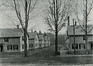 Houses for Mill Workers