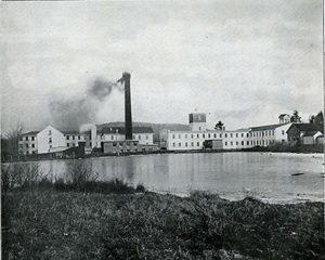 Remodeled Mill #1, started 1901